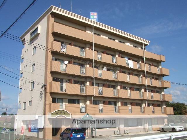福岡県古賀市、千鳥駅徒歩30分の築29年 6階建の賃貸マンション