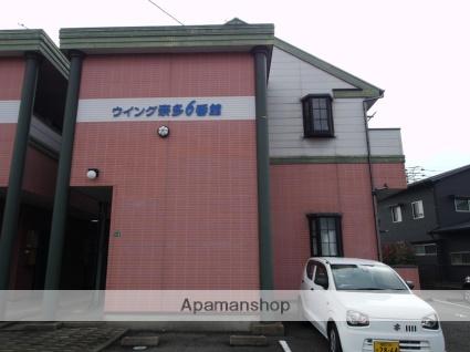 福岡県福岡市東区、雁ノ巣駅徒歩12分の築19年 2階建の賃貸アパート