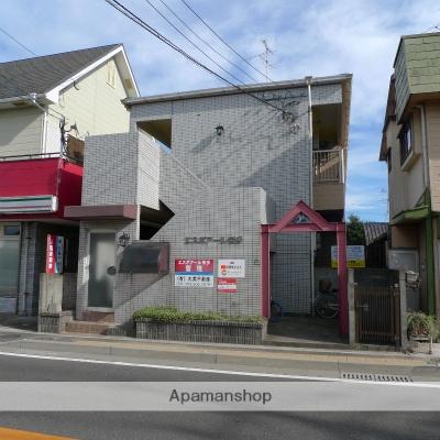 福岡県福岡市東区、雁ノ巣駅徒歩12分の築27年 2階建の賃貸アパート