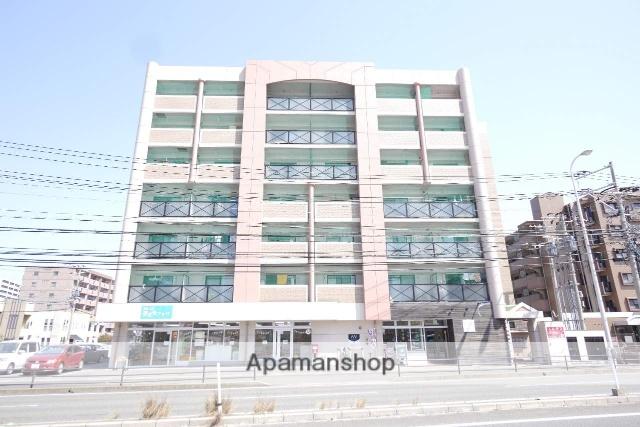 福岡県福岡市東区、福工大前駅徒歩28分の築18年 7階建の賃貸マンション