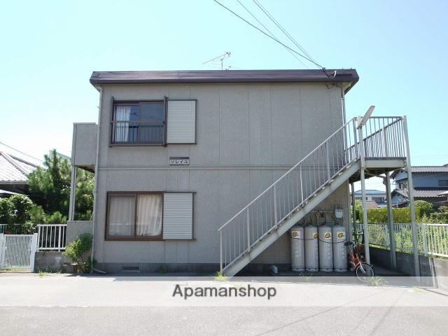 福岡県福岡市東区、雁ノ巣駅徒歩4分の築24年 2階建の賃貸アパート