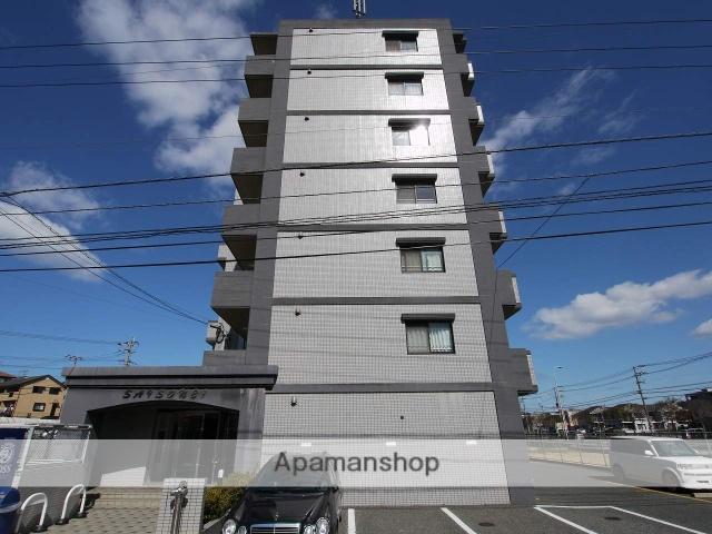 福岡県福岡市東区、三苫駅徒歩10分の築19年 7階建の賃貸マンション