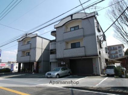 福岡県福岡市東区、雁ノ巣駅徒歩12分の築21年 3階建の賃貸マンション