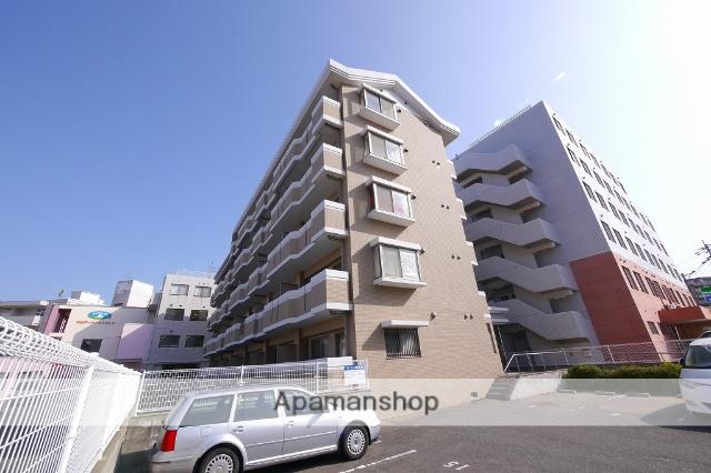 福岡県福岡市東区、福工大前駅徒歩14分の築7年 6階建の賃貸マンション