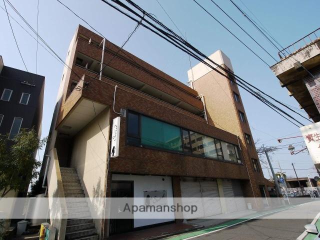 福岡県福岡市東区、福工大前駅徒歩22分の築35年 5階建の賃貸マンション