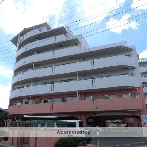福岡県福岡市東区、西戸崎駅徒歩8分の築24年 7階建の賃貸マンション