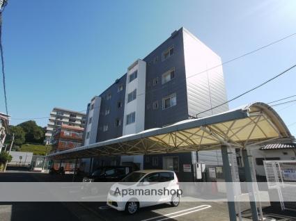 福岡県福岡市東区、福工大前駅徒歩24分の築47年 5階建の賃貸マンション