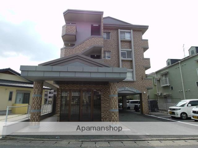 福岡県福岡市東区、雁ノ巣駅徒歩18分の築23年 4階建の賃貸マンション