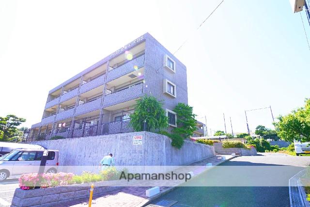 福岡県福岡市東区、福工大前駅徒歩14分の築16年 3階建の賃貸マンション