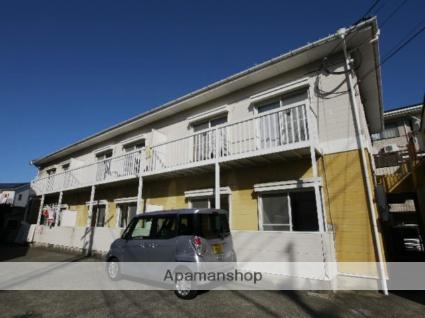福岡県福岡市東区、雁ノ巣駅徒歩15分の築41年 2階建の賃貸アパート