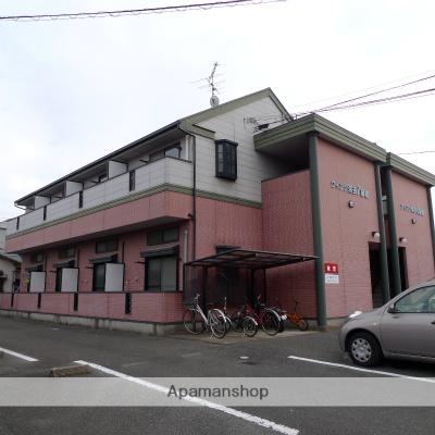 福岡県福岡市東区、雁ノ巣駅徒歩19分の築32年 2階建の賃貸アパート