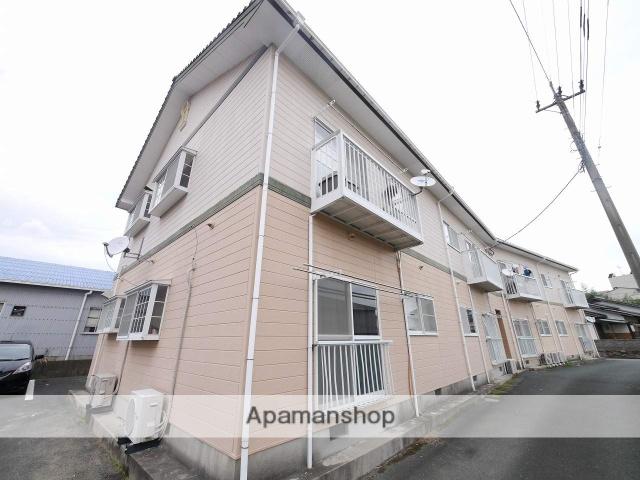 福岡県飯塚市、鯰田駅徒歩78分の築21年 2階建の賃貸アパート