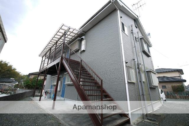 福岡県嘉麻市、上三緒駅徒歩23分の築8年 2階建の賃貸アパート