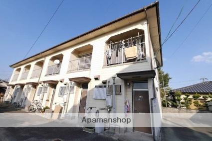 福岡県飯塚市、飯塚駅徒歩39分の築32年 2階建の賃貸アパート