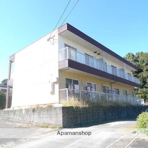 福岡県嘉麻市の築23年 2階建の賃貸アパート