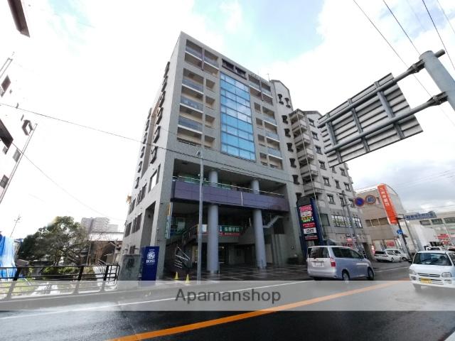 福岡県飯塚市、浦田駅徒歩24分の築26年 9階建の賃貸マンション