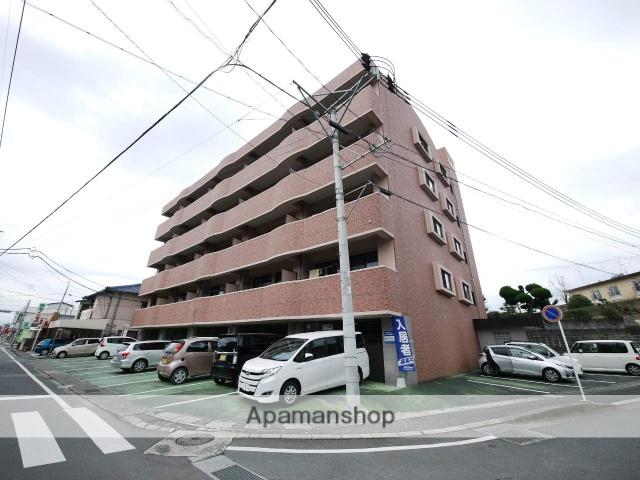 福岡県飯塚市、鯰田駅徒歩77分の築10年 5階建の賃貸マンション