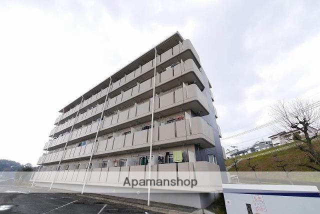 福岡県飯塚市の築26年 5階建の賃貸マンション