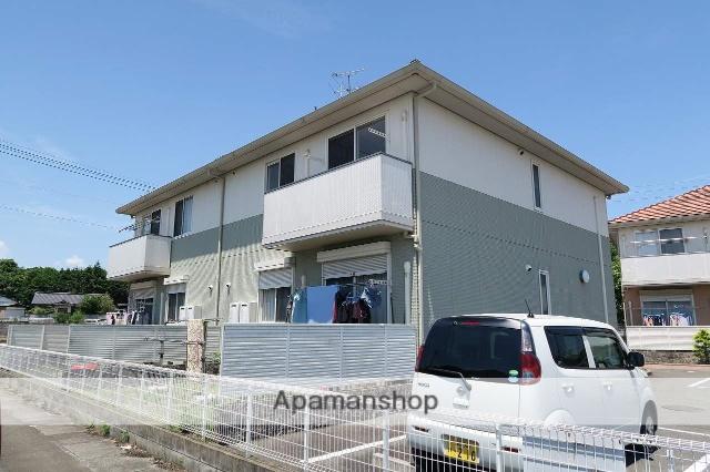 福岡県宮若市の築9年 2階建の賃貸アパート