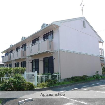 福岡県飯塚市、天道駅徒歩8分の築22年 2階建の賃貸アパート