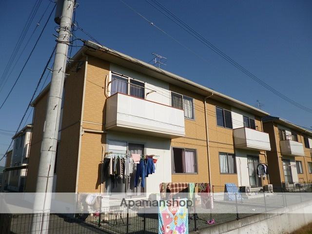 福岡県宮若市の築10年 2階建の賃貸アパート