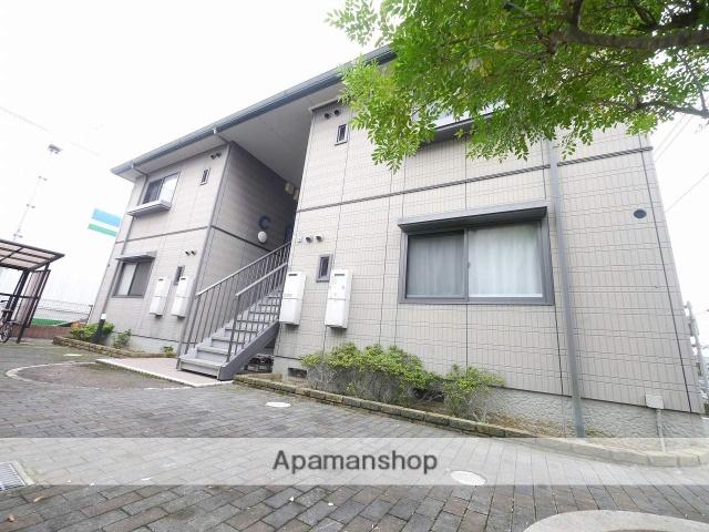 福岡県宮若市、勝野駅徒歩56分の築15年 2階建の賃貸アパート