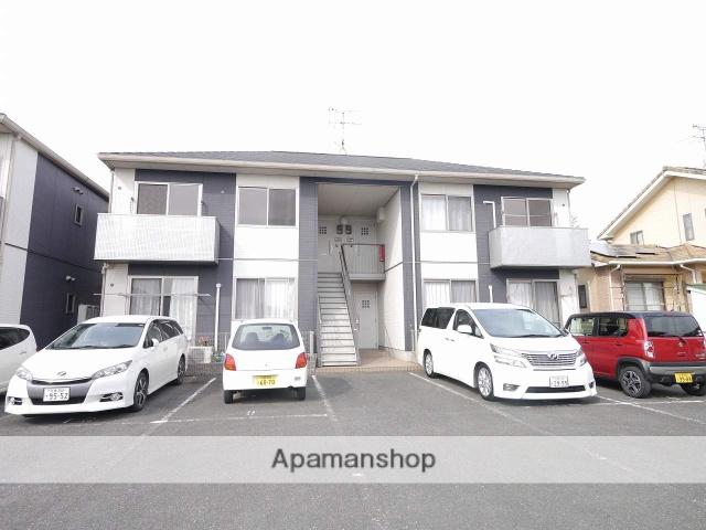 福岡県宮若市の築11年 2階建の賃貸アパート