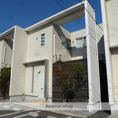 福岡県飯塚市の築8年 2階建の賃貸テラスハウス