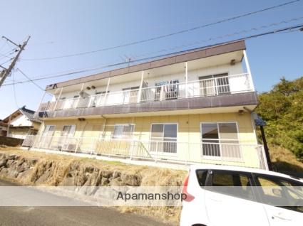 福岡県嘉麻市の築24年 2階建の賃貸アパート