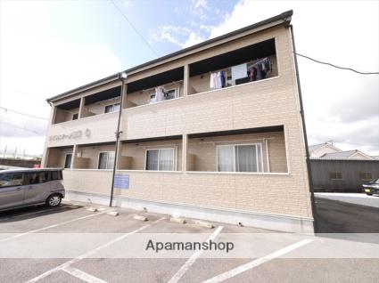 福岡県飯塚市の築3年 2階建の賃貸アパート