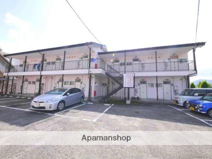 福岡県飯塚市の築26年 2階建の賃貸アパート