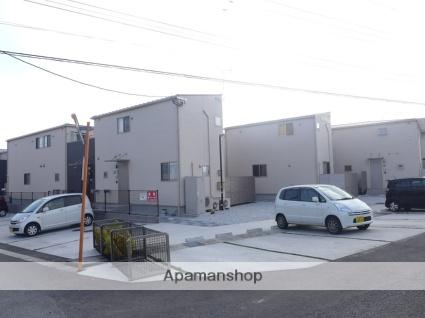 福岡県飯塚市、新飯塚駅徒歩27分の築2年 2階建の賃貸アパート