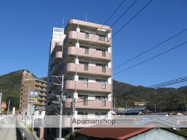 福岡県福岡市東区、九産大前駅徒歩15分の築16年 7階建の賃貸マンション