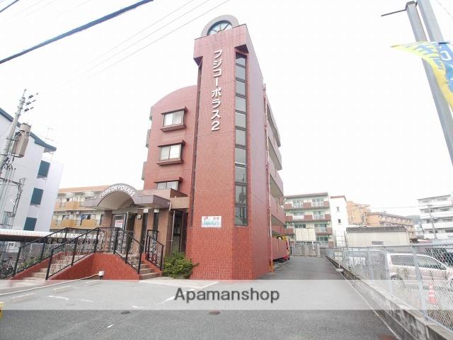 福岡県福岡市東区、九産大前駅徒歩9分の築19年 4階建の賃貸マンション