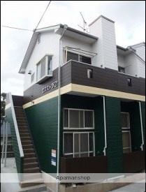福岡県福岡市東区、九産大前駅徒歩26分の築25年 2階建の賃貸アパート