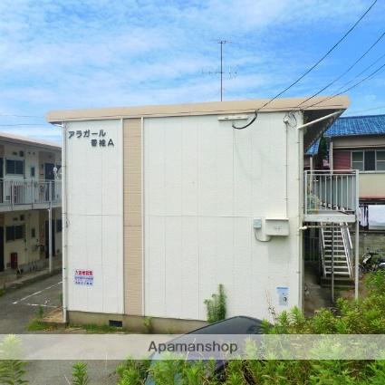 福岡県福岡市東区、香椎駅徒歩7分の築32年 2階建の賃貸アパート
