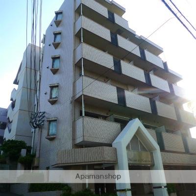 福岡県福岡市東区、香椎駅徒歩12分の築27年 6階建の賃貸マンション