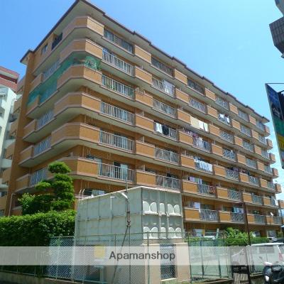 福岡県福岡市東区、香椎駅徒歩6分の築30年 8階建の賃貸マンション