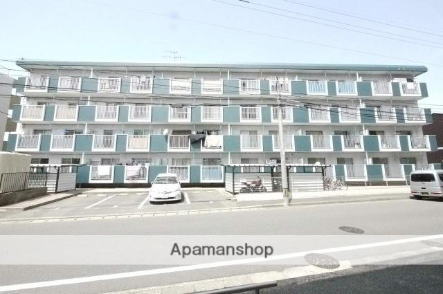 福岡県福岡市東区、九産大前駅徒歩9分の築36年 4階建の賃貸マンション