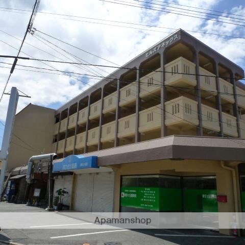 福岡県福岡市東区、九産大前駅徒歩3分の築34年 4階建の賃貸マンション
