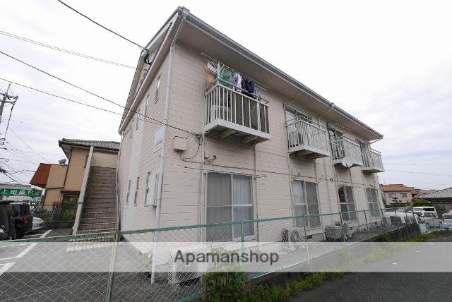 福岡県古賀市、古賀駅徒歩52分の築22年 2階建の賃貸アパート