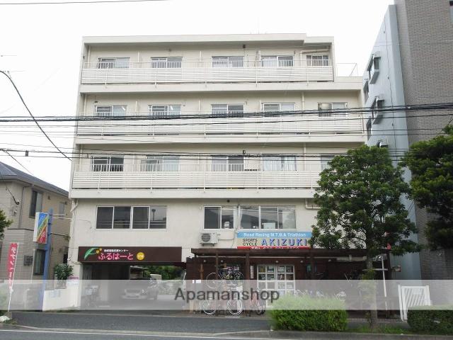 福岡県福岡市東区、九産大前駅徒歩4分の築34年 5階建の賃貸マンション