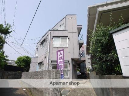福岡県福岡市東区、九産大前駅徒歩13分の築34年 3階建の賃貸マンション
