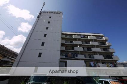 福岡県福岡市東区、九産大前駅徒歩7分の築40年 6階建の賃貸マンション