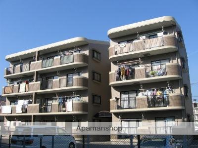 福岡県福岡市東区、九産大前駅徒歩11分の築22年 4階建の賃貸マンション