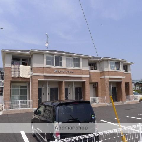 福岡県飯塚市、新飯塚駅徒歩29分の築5年 2階建の賃貸アパート