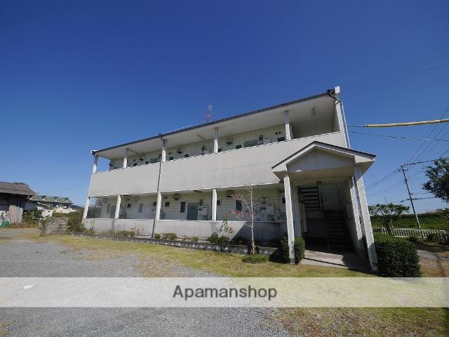 福岡県飯塚市、鯰田駅徒歩20分の築22年 2階建の賃貸アパート