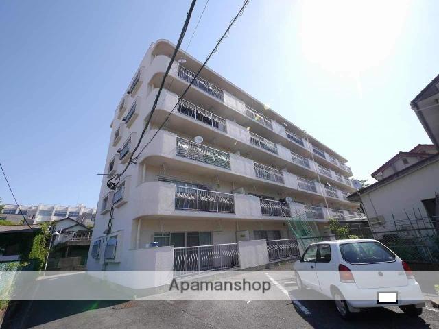 福岡県飯塚市、飯塚駅徒歩4分の築29年 5階建の賃貸マンション
