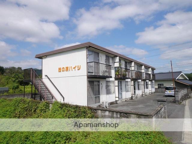 福岡県飯塚市、鯰田駅徒歩72分の築31年 2階建の賃貸アパート