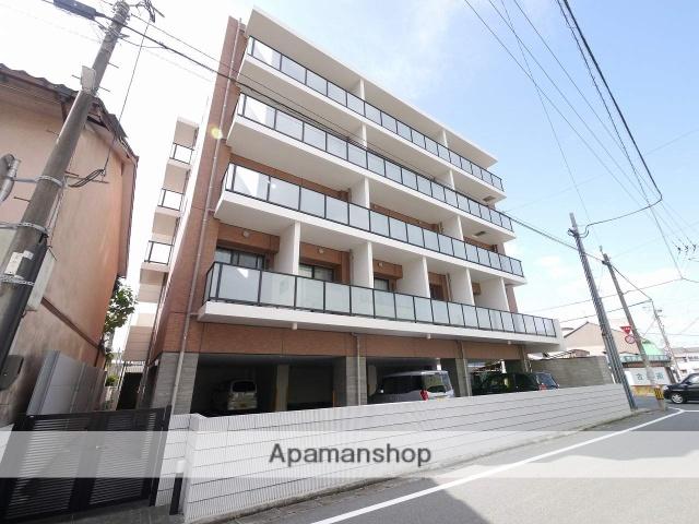福岡県飯塚市、飯塚駅徒歩3分の築3年 5階建の賃貸マンション
